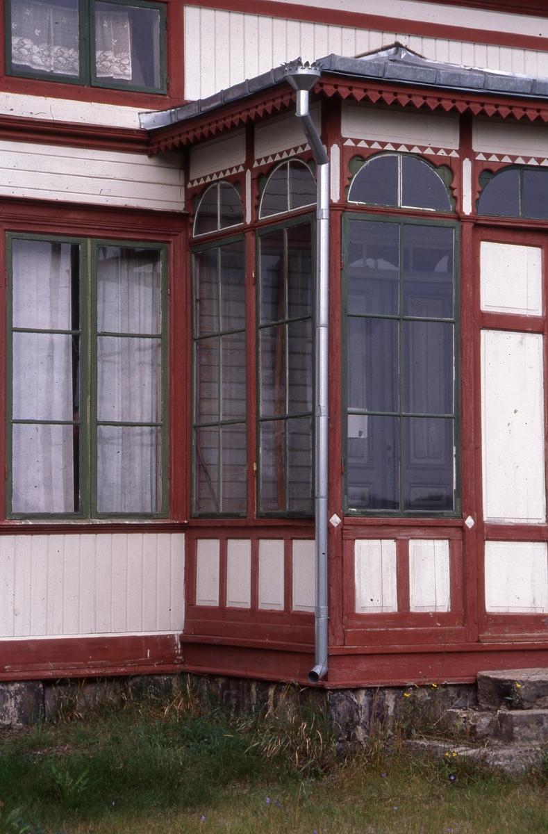 Riksdagsmans blev byggnadsminne 1990. Gården har fått sitt namn efter riksdagsmannen Anders Göransson, som levde där vid 1800-talets slut. Byggnadsår 1884.