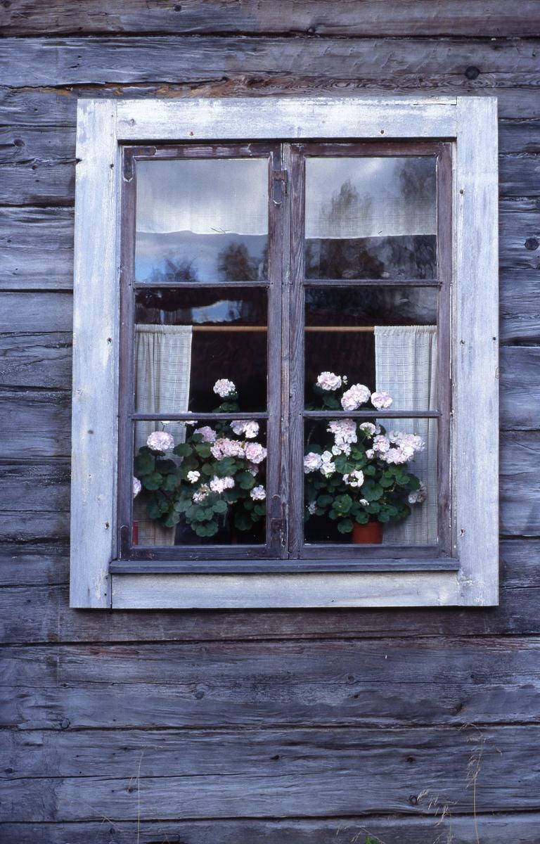 Gammellåks blev byggnadsminne 1991.