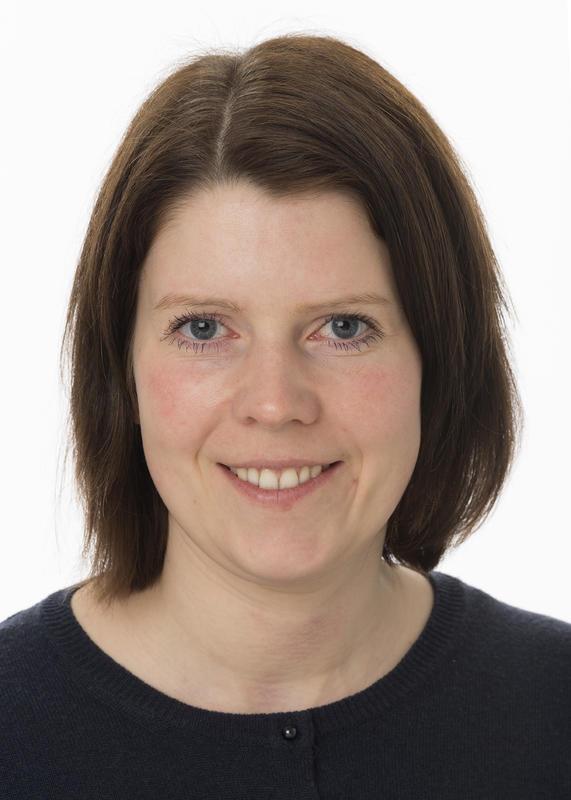 Portrett av fagkonsulent Ida Kristine Teien.