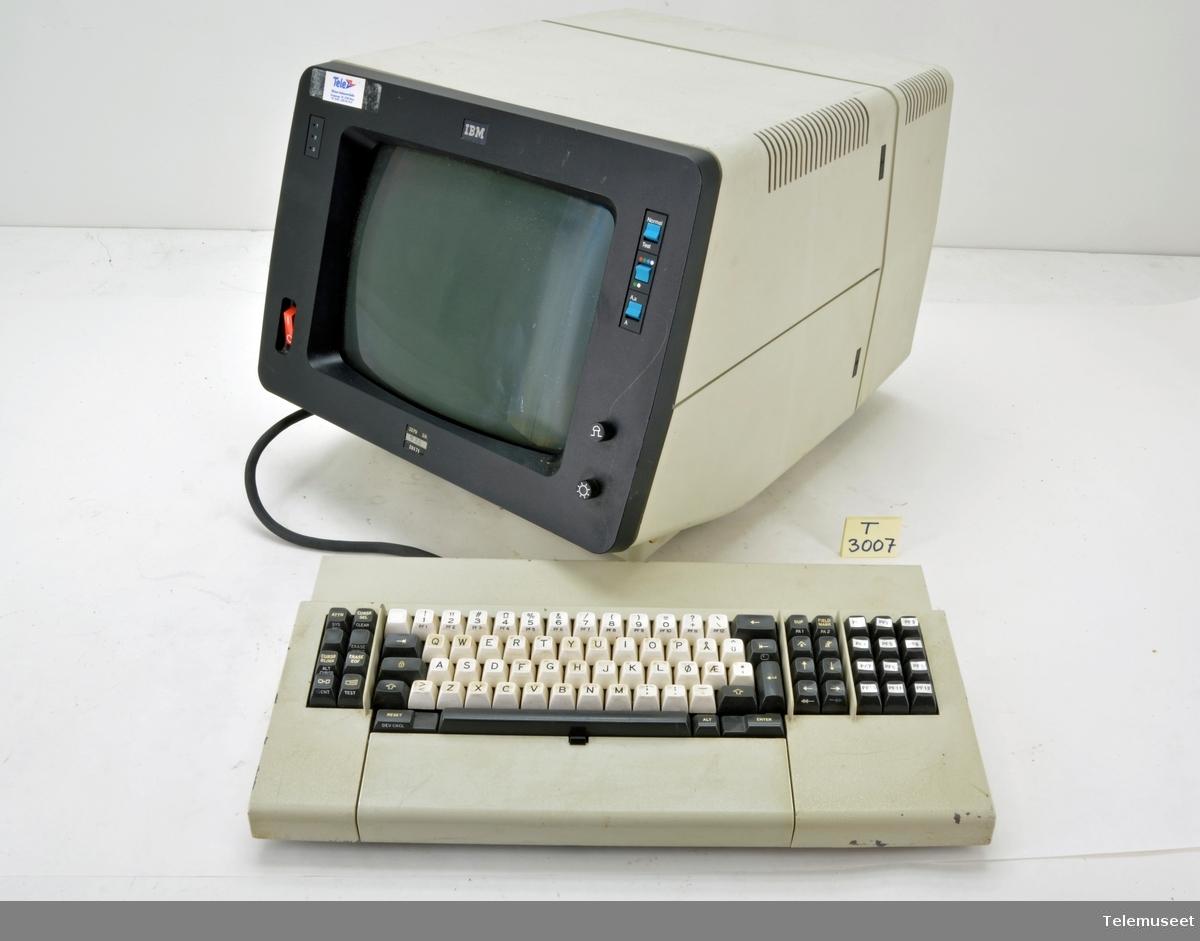 med tastatur