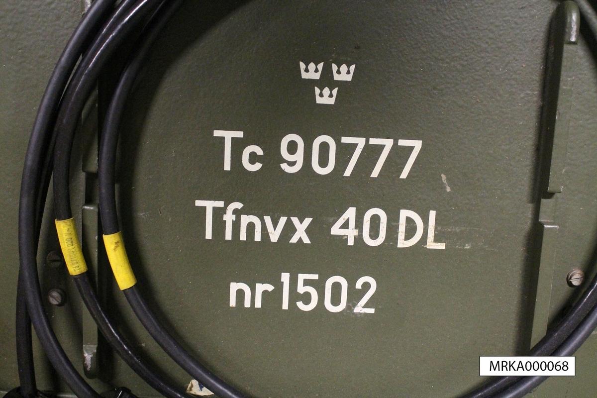 Äldre förrådsbeteckning: Tc 90779