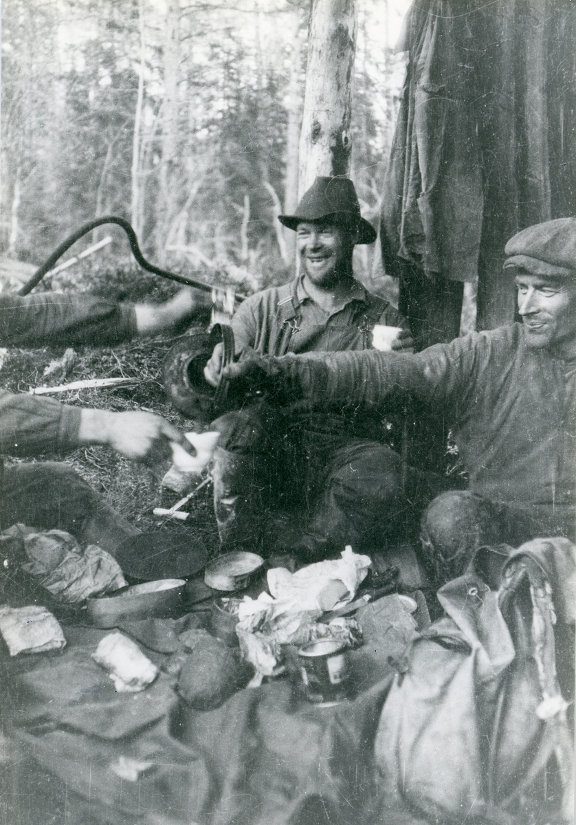 Arne Brenden og Even Erstadbråten.