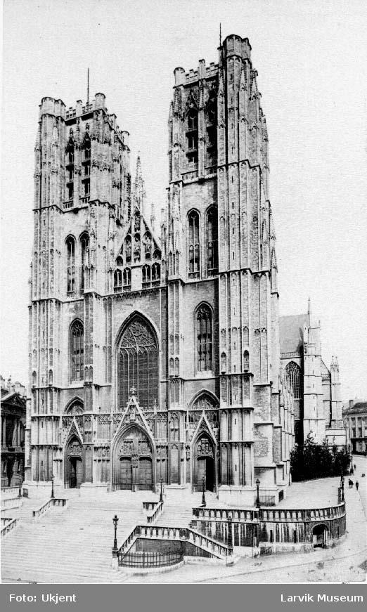 Eglise Sainte-Gudule, Bruxelles