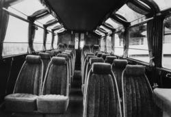 Ny turistbuss A-6881 fabrikat Scania-Vabis med karosseri fra