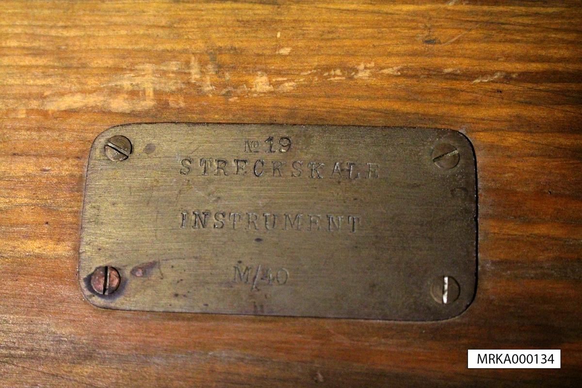 Streckskaleinstrument m/1940