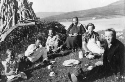 Familien Persen på 1930-tallet