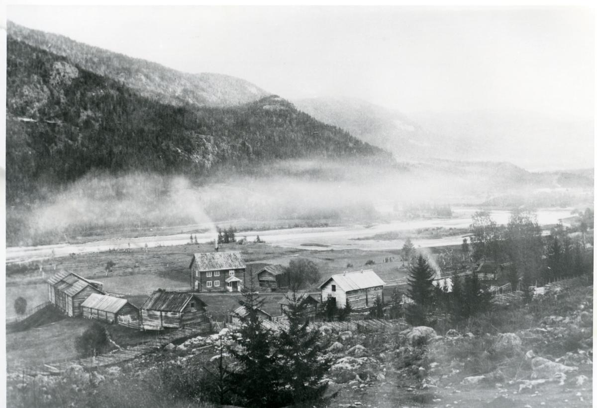 Nordre Garthus frå før 1889.