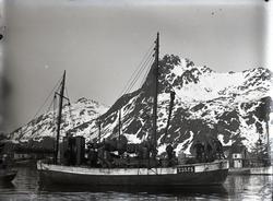 Fiskeskøyte Reg. T35TS