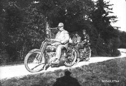Motorsykkel, 2 stk se NØT. 002322