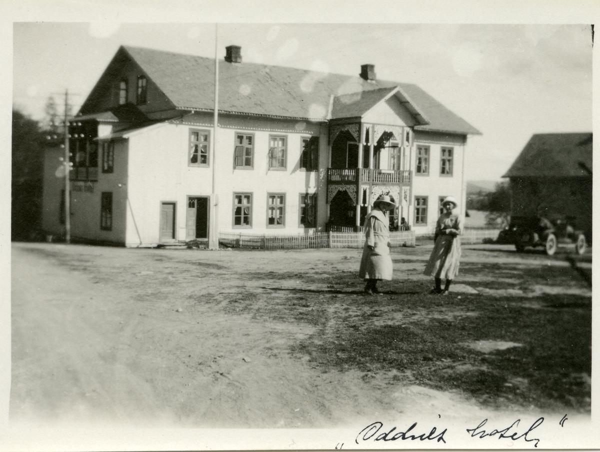 Odnes Hotell, Søndre Land.