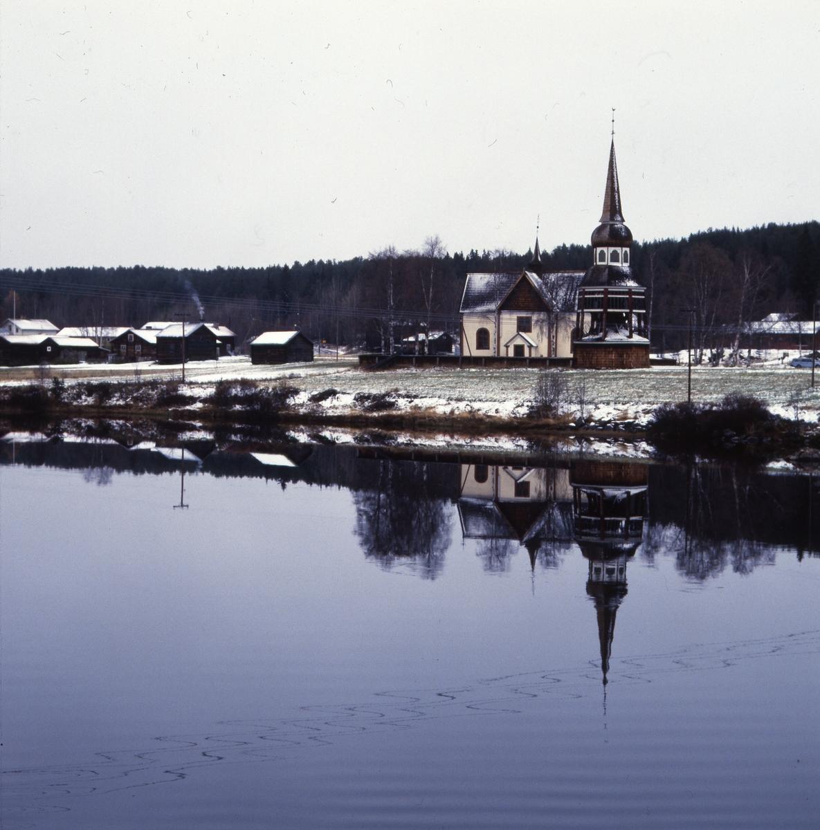 Jmtland: Landskapets kyrkor - Samla - Riksantikvariembetet