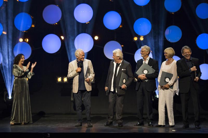 Dizzie Tunes innlemmet av Inger-Lise Rypdal. Foto: Geir Mogen