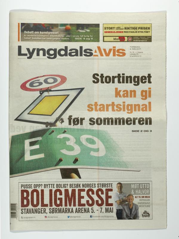 Lyngdals Avis (Foto/Photo)