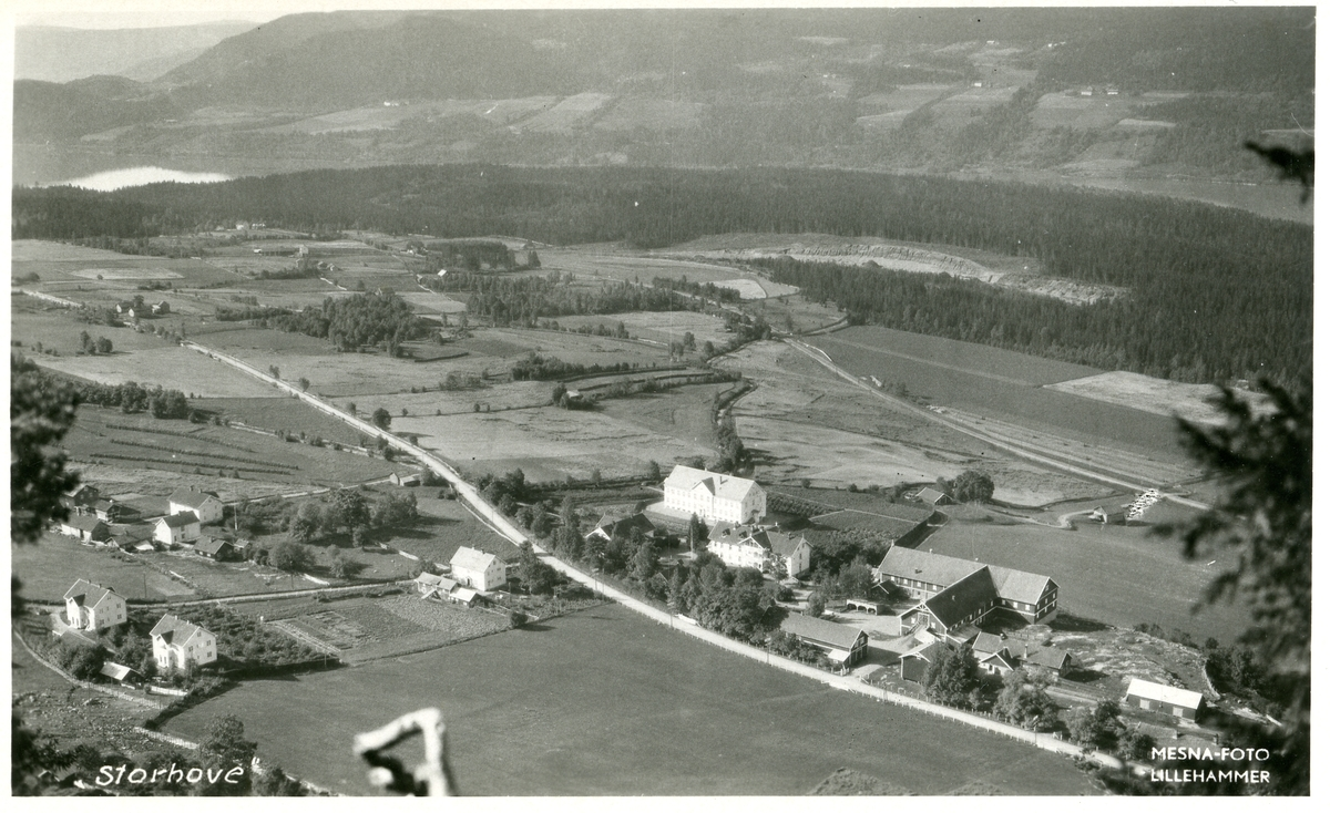 Storhove landbruksskole, Lillehammer.