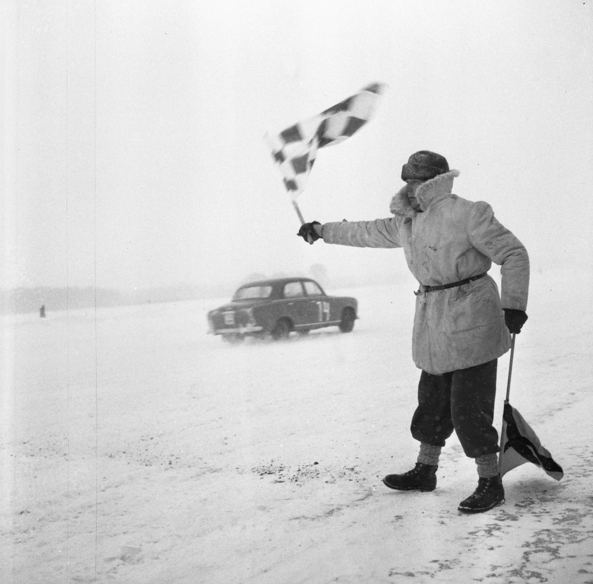 Hjälmare TT. 29 februari 1956.