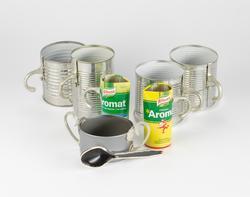 Tin Mugs [Teservise]