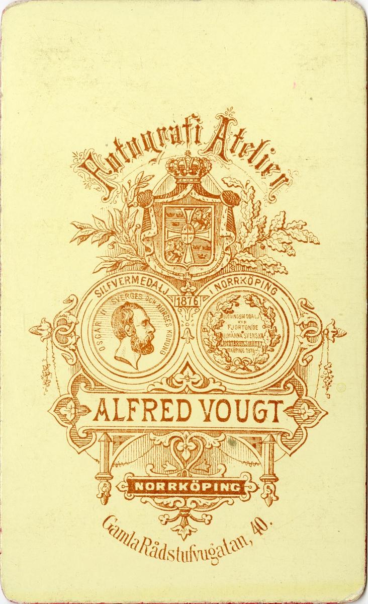 Vougt, Johan Alfred (1835 - 1900)
