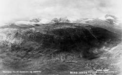 Rondane fra Alvdalssølen og vestover