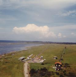Utsikt norr från Långe Jan. 25 juli.