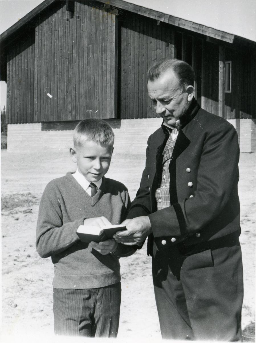 Ingvar Koppervik og Heine Skyvulstad.