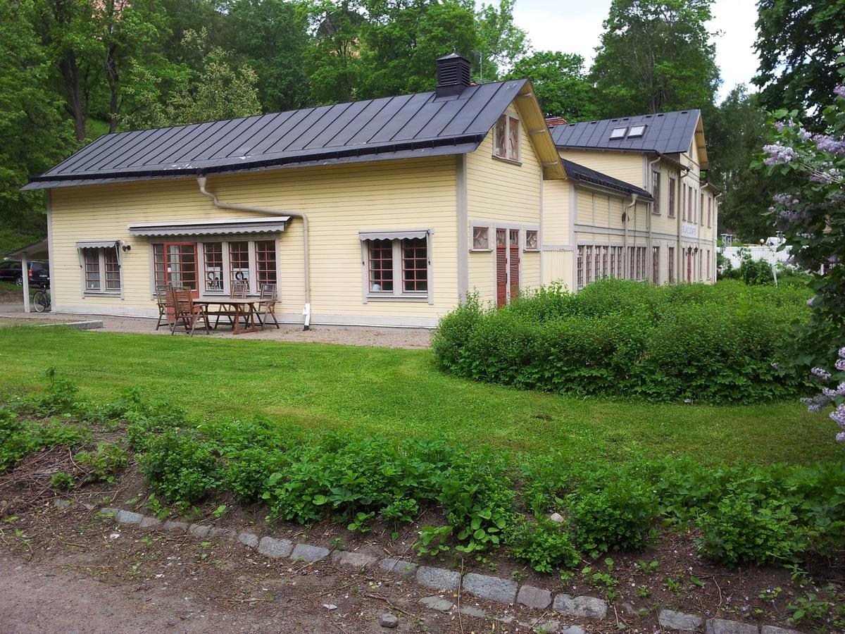 Slottskällan -fd. Uppsala badanstalts badhus, på fastigheten Fjärdingen 33:4, kvarteret Slottskällan, Uppsala stad, Uppsala kommun, Uppland 2014