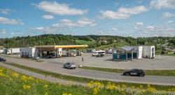 Shell bensinstasjon Kveldroveien Vinterbro Ås