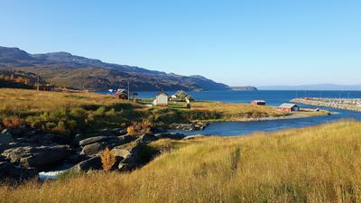 Landskap i Finnmark (Foto/Photo)