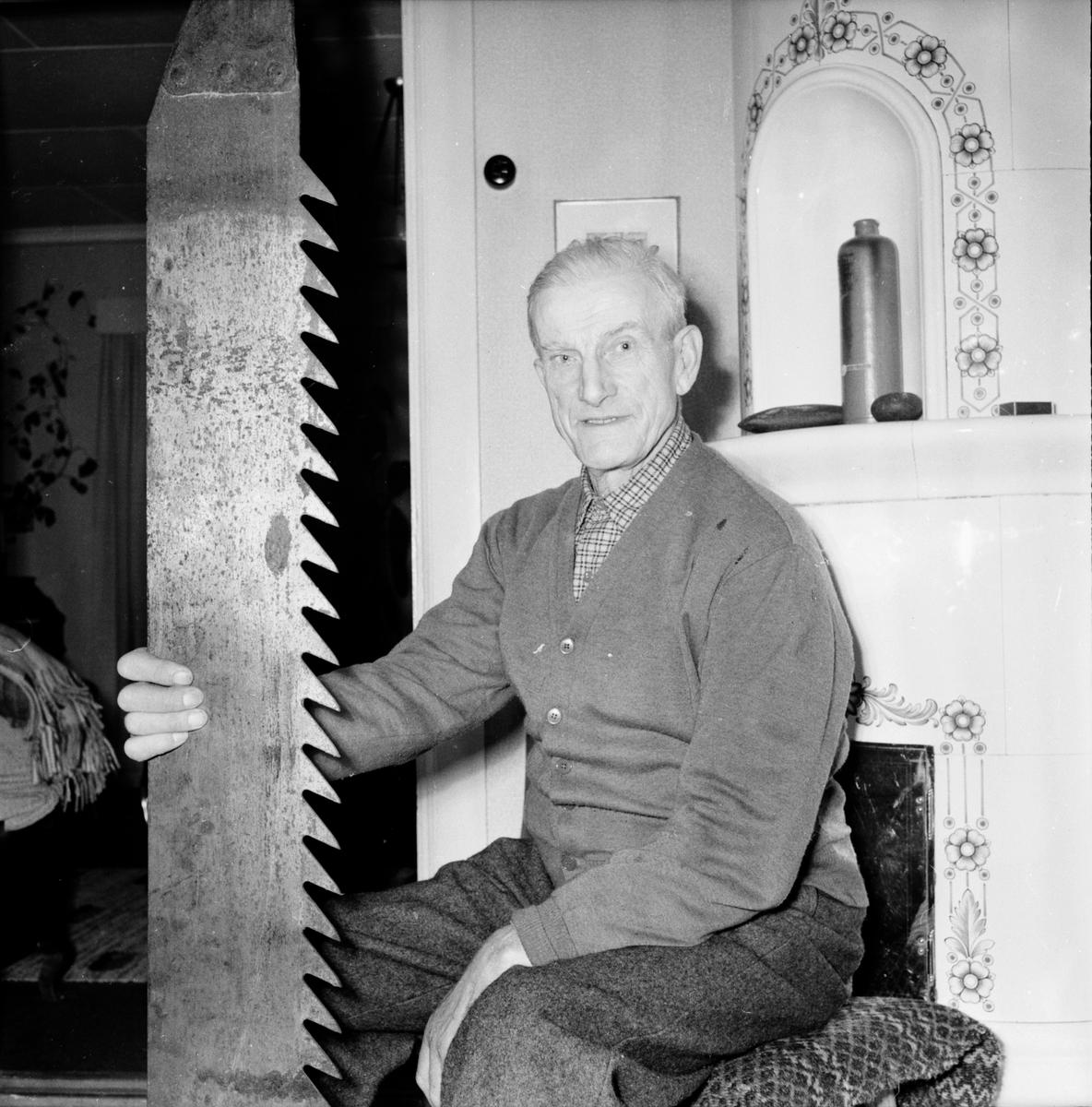 Eriksson Ander. Jan-Anders. Övre Höle 1955
