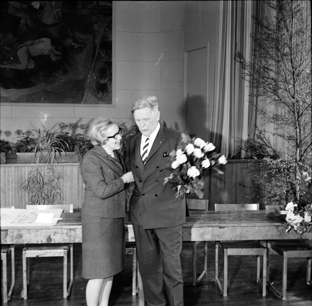 Nytorp, Rektor Örn slutar, 11 Maj 1968