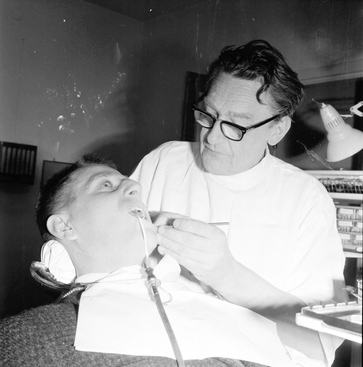 Bergman Erik, Tandläkare, 30 Januari 1965