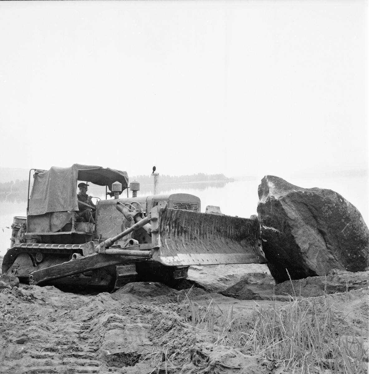 Orsjöområdet, Bad och Båtplatser, 4 Sept 1963
