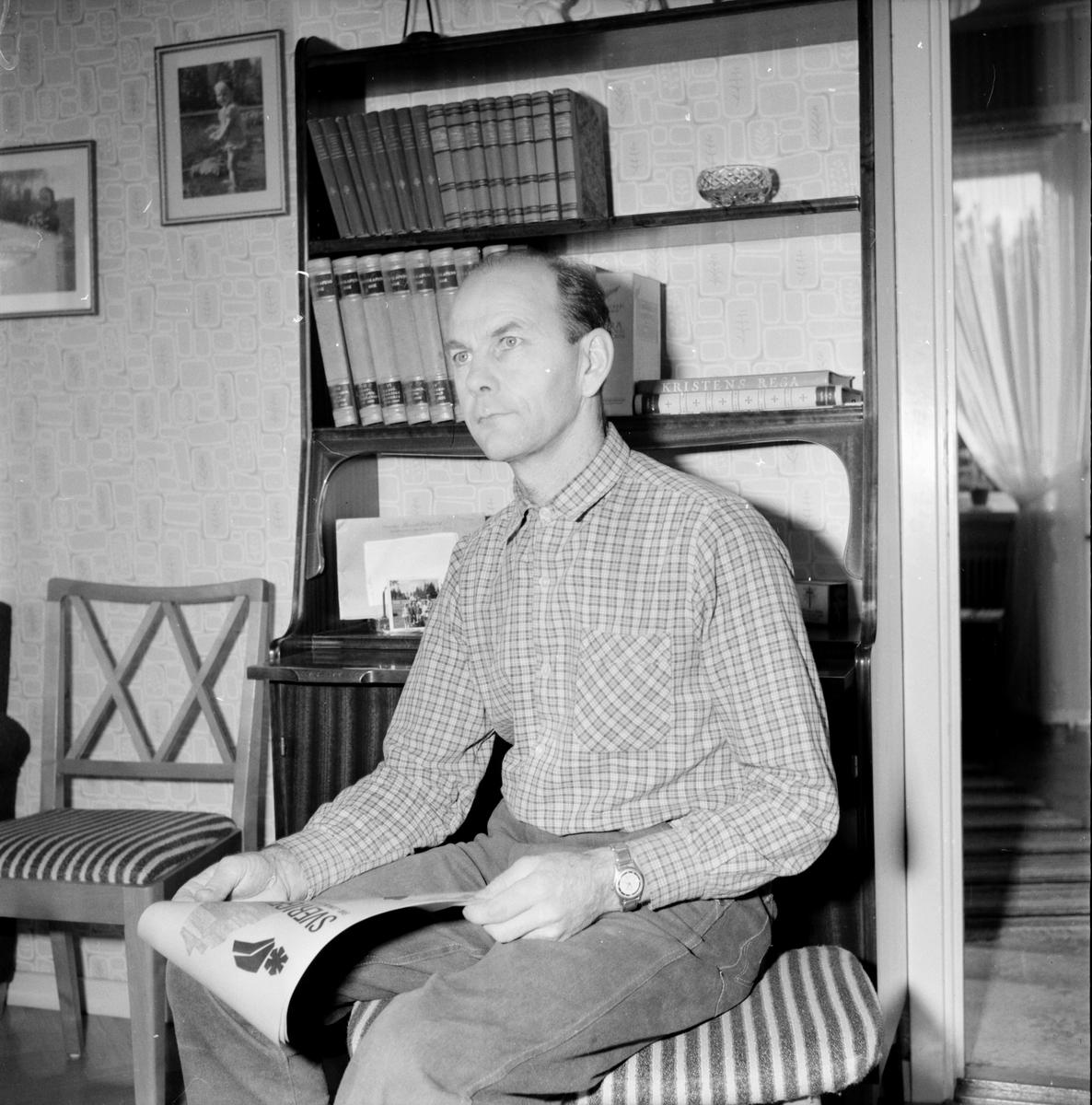 Lingbo, Ungdomsverksamheten, Kyrkan,miss.förs. Idrotten, IOGT, 5 Nov 1964
