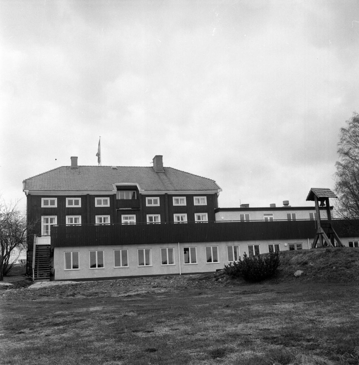 Undersvik, Stiftsgården, Juni 1969