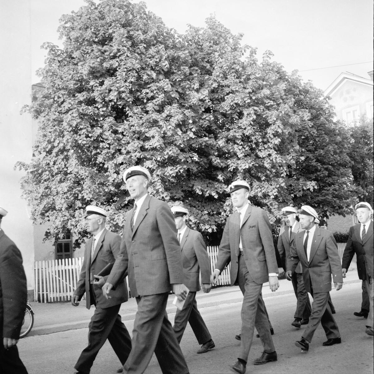 Flaggans Dag i Bollnäs, 6 juni 1961