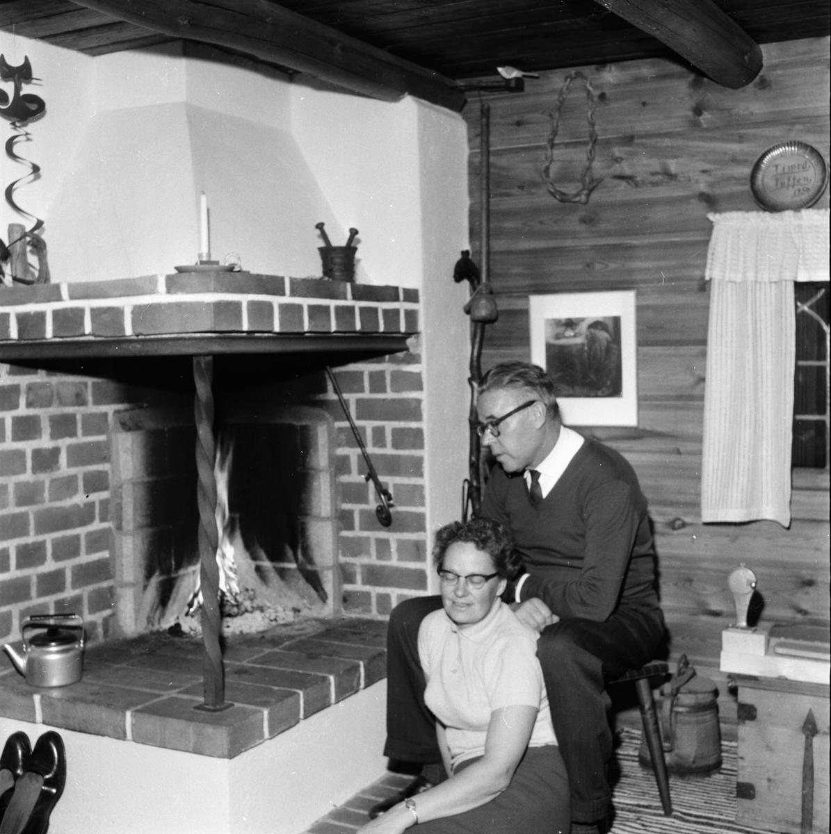 Söderholm Sune, smalfilmare. November-1960