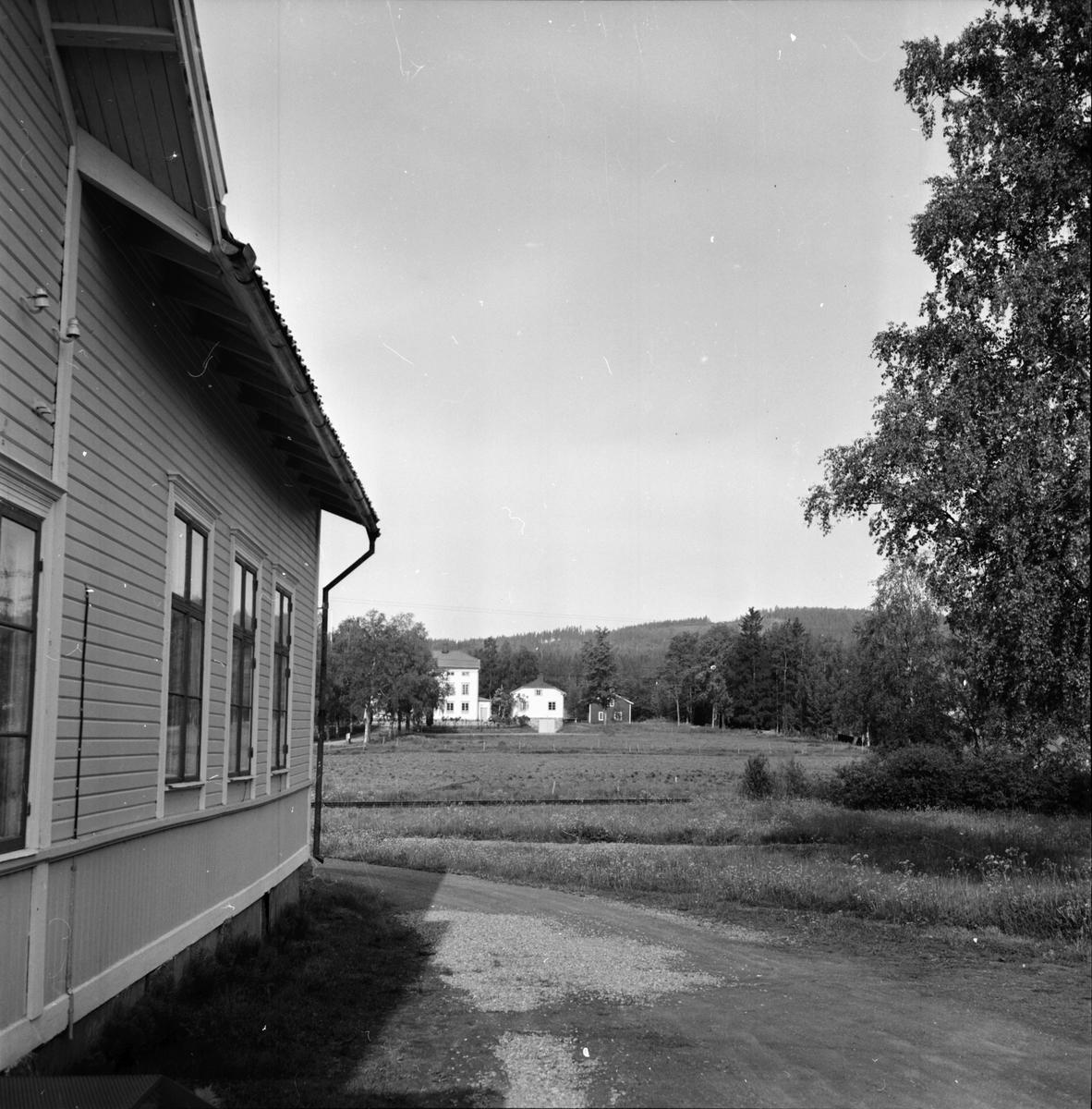 Arbrå, Hägersta, Juni 1971