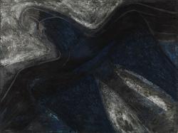 Sorte fugler [Maleri]