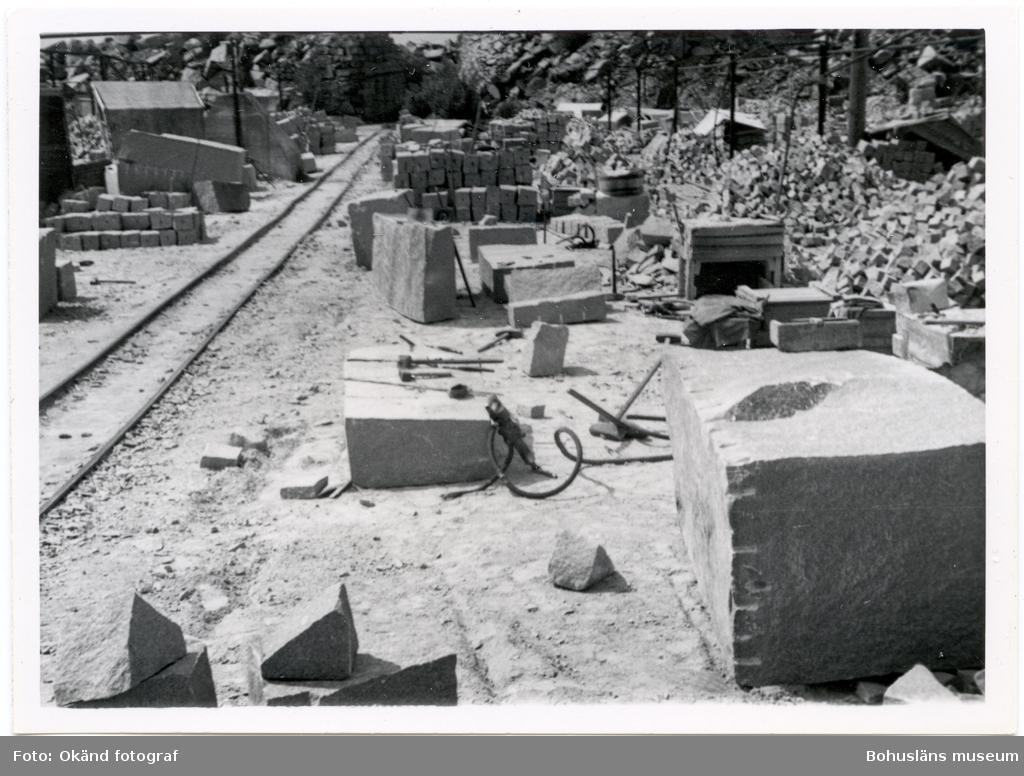 Stenberarbetning i Blekinge