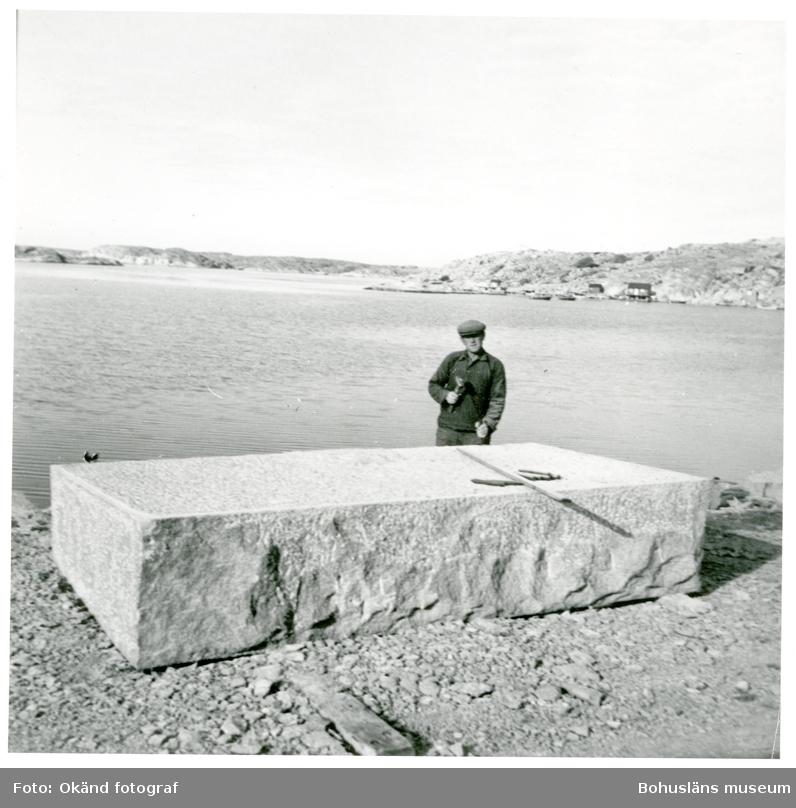 Tyska stenen, vägde 32 ton som råblock, 18 i efter bearbetning