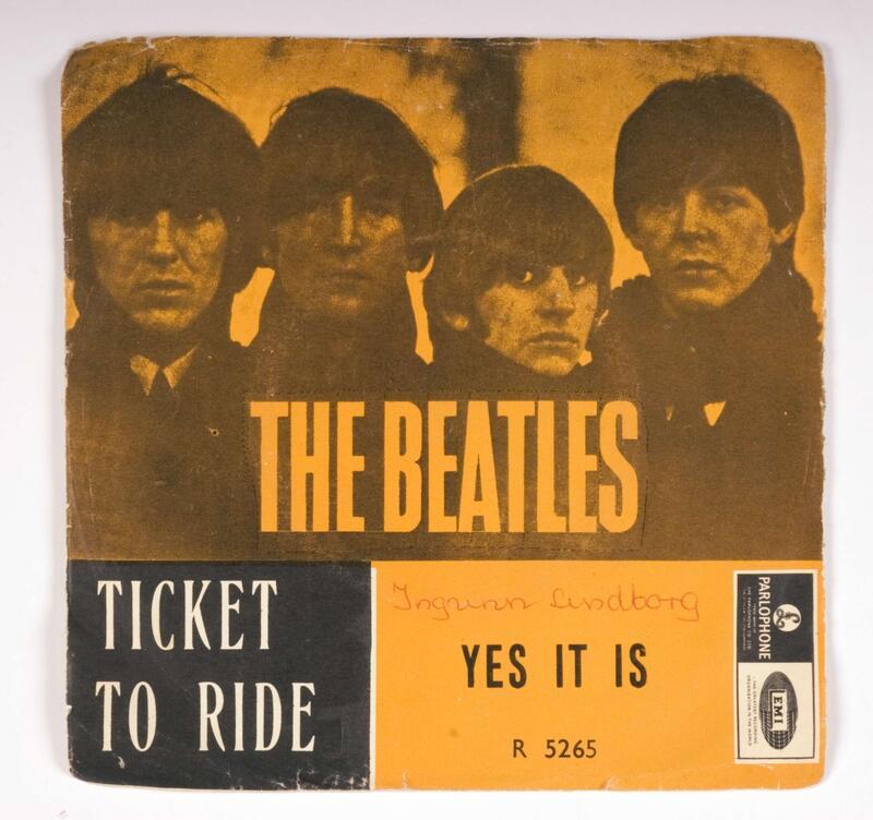 Singleplate Beatles NF.2009-0003B