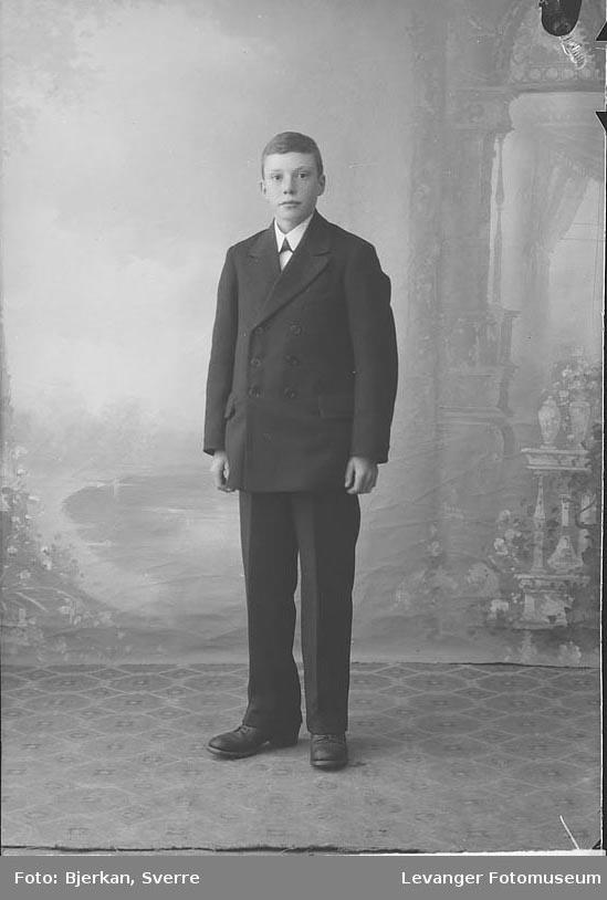 Portrett av Bjarne Jørås