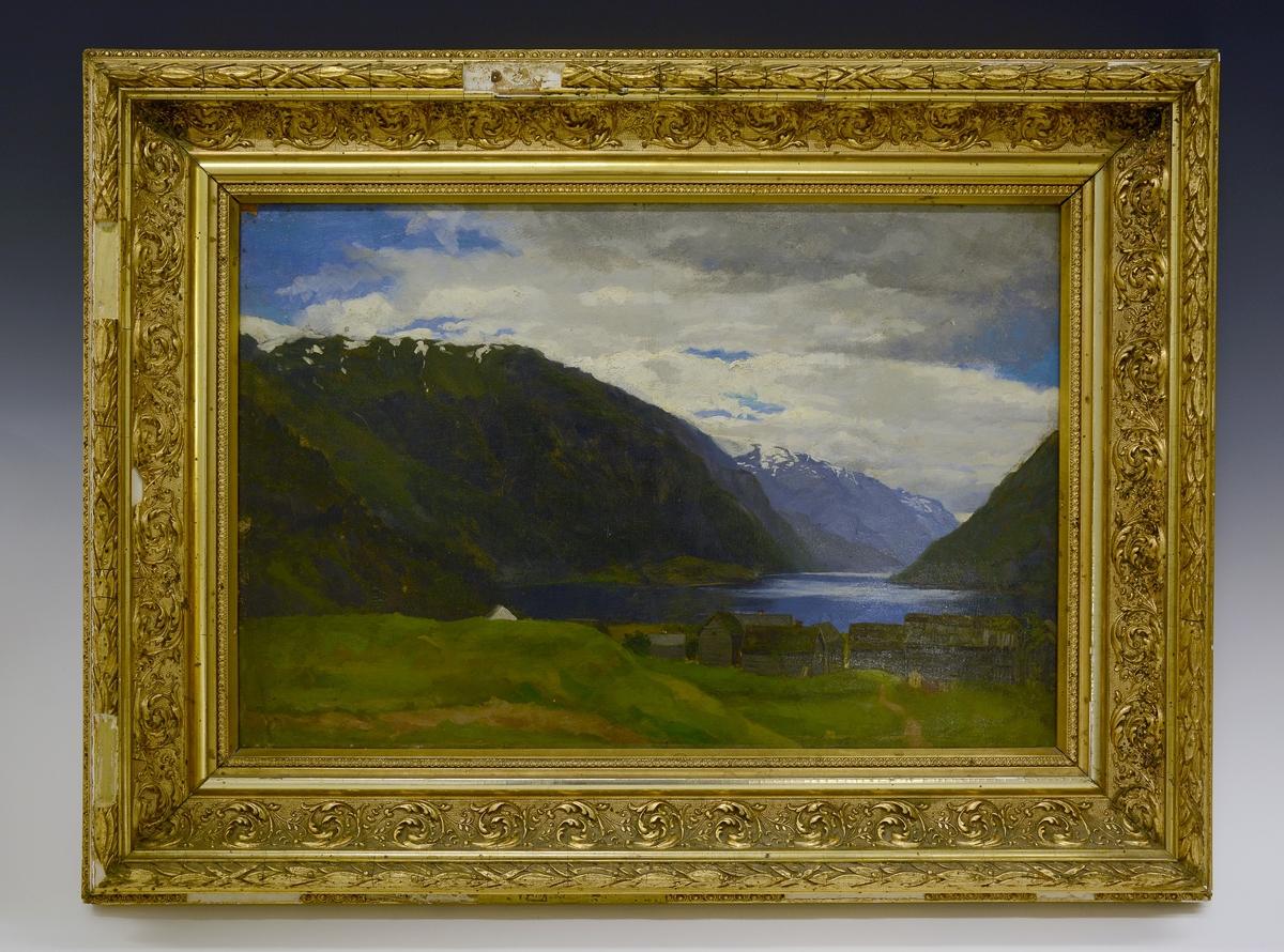 Fjell, fjord og gård