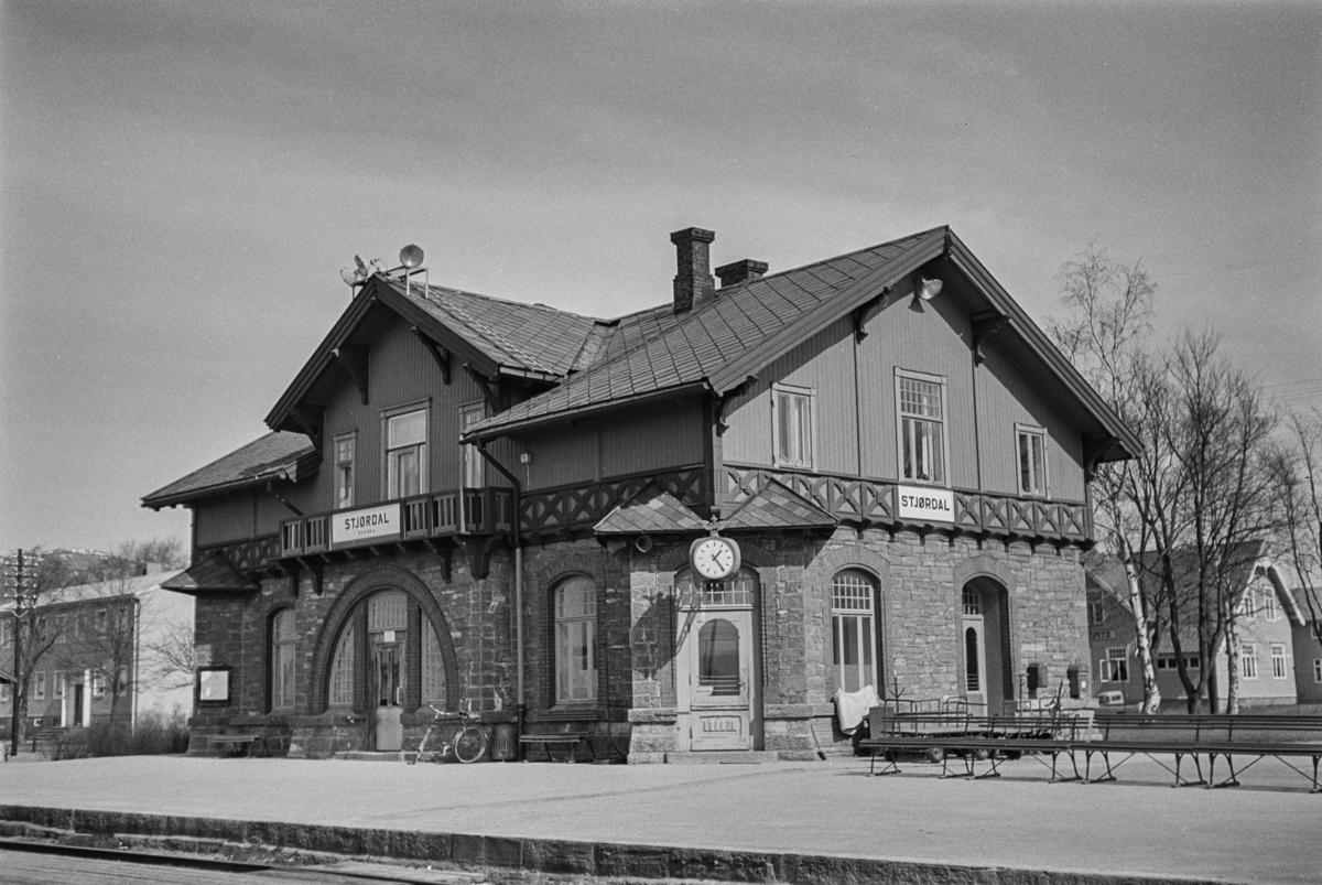 Stjørdal stasjon.
