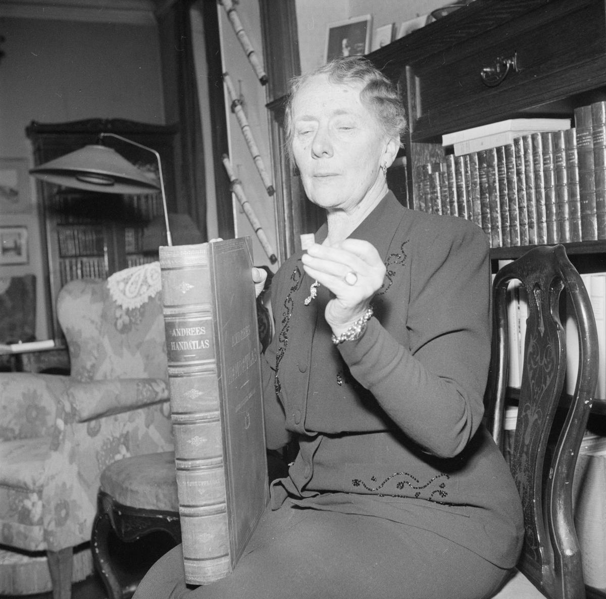 Reportage i Medborgaren, Sala, Västmanland 1949