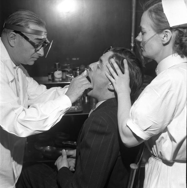 göra läkare dating sjuk sköterskor