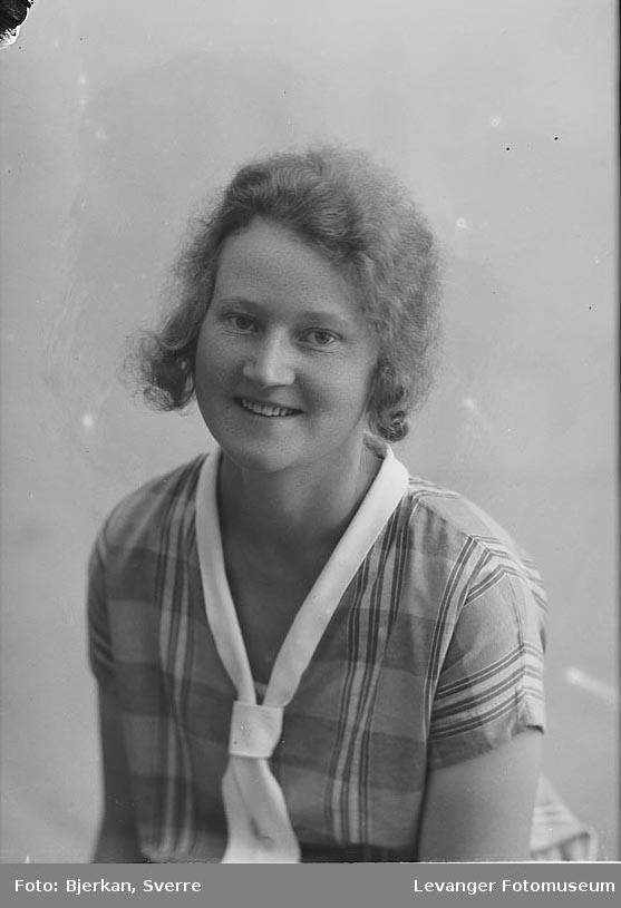 Portrett av Ingrid Kristiansen