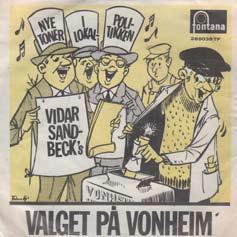 Vidar Sandbeck single nr. 18 (Foto/Photo)