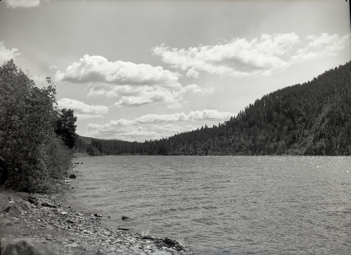 Heggefjorden, Øystre Slidre.