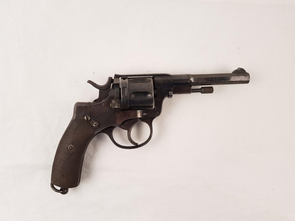 Brevet-Nagant revolver