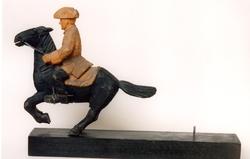 Karl XII och Aurora Königsmarck [Skulpturgrupp]